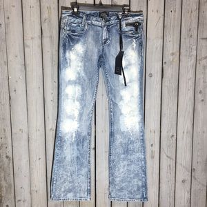NWT Rerock For Express Jeans